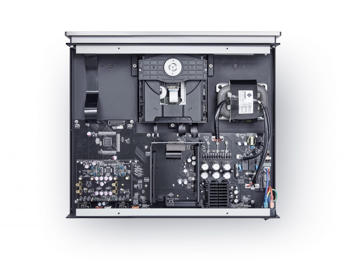 Primare CD35 CD player technology inside